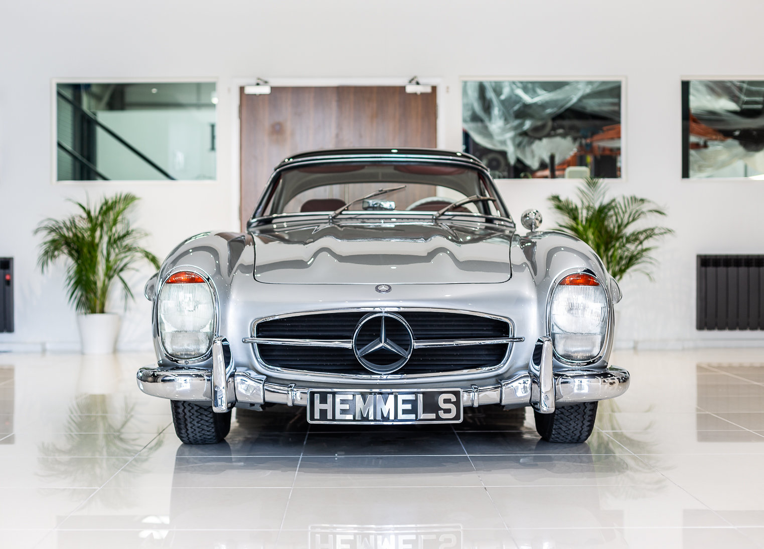 1957 300 SL Classic Roadster W198 by Hemmels For Sale (picture 3 of 6)