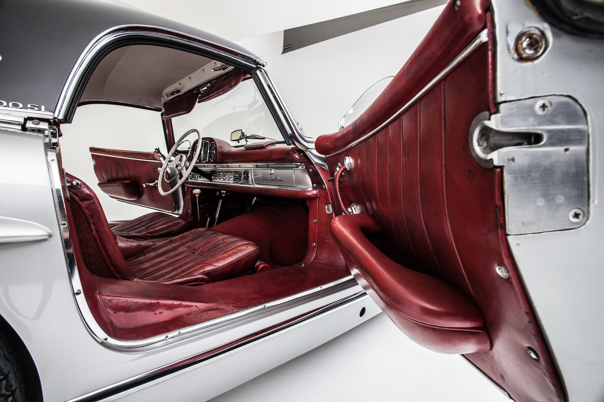 1957 300 SL Classic Roadster W198 by Hemmels For Sale (picture 4 of 6)