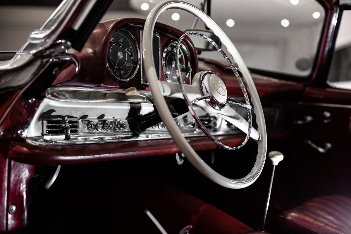 1957 300 SL Classic Roadster W198 by Hemmels For Sale (picture 5 of 6)