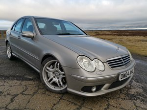 Brilliant investment mercedes c55 amg
