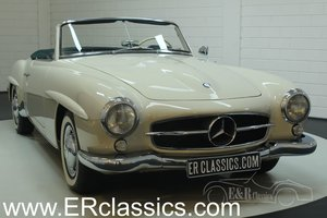 Mercedes Benz 190 SL 1961 Holland delivered, first owner, 87 For Sale