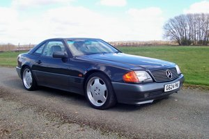 1990 Mercedes 300sl,nice car for re-commisioning.