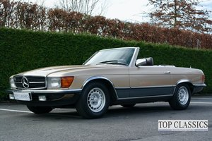 Picture of 1984 Mercedes 500SL For Sale