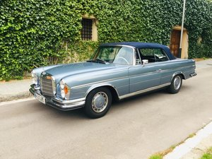 Mercedes-Benz - 280 SE 3.5 - 1971 For Sale