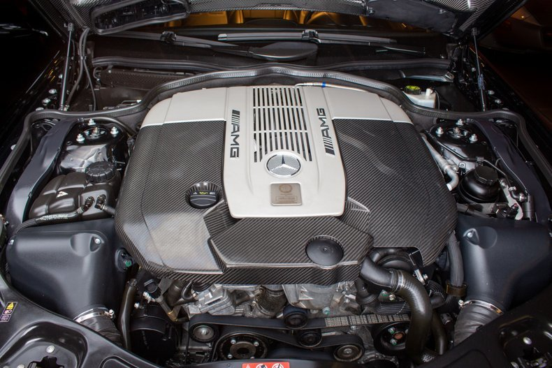 2009 Mercedes SL 65 AMG Black Series Rare 1 of 175  $199.9k For Sale (picture 6 of 6)