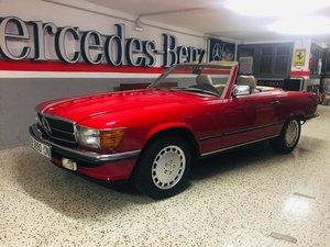 Mercedes-Benz - SL 300 W107 - 1985 For Sale
