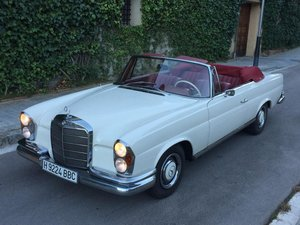Picture of Mercedes-Benz - 220 SE (W111) - 1964