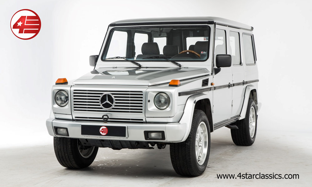 1993 Mercedes G300 G-Wagen /// Rust-Free /// 92k Miles For Sale (picture 1 of 6)