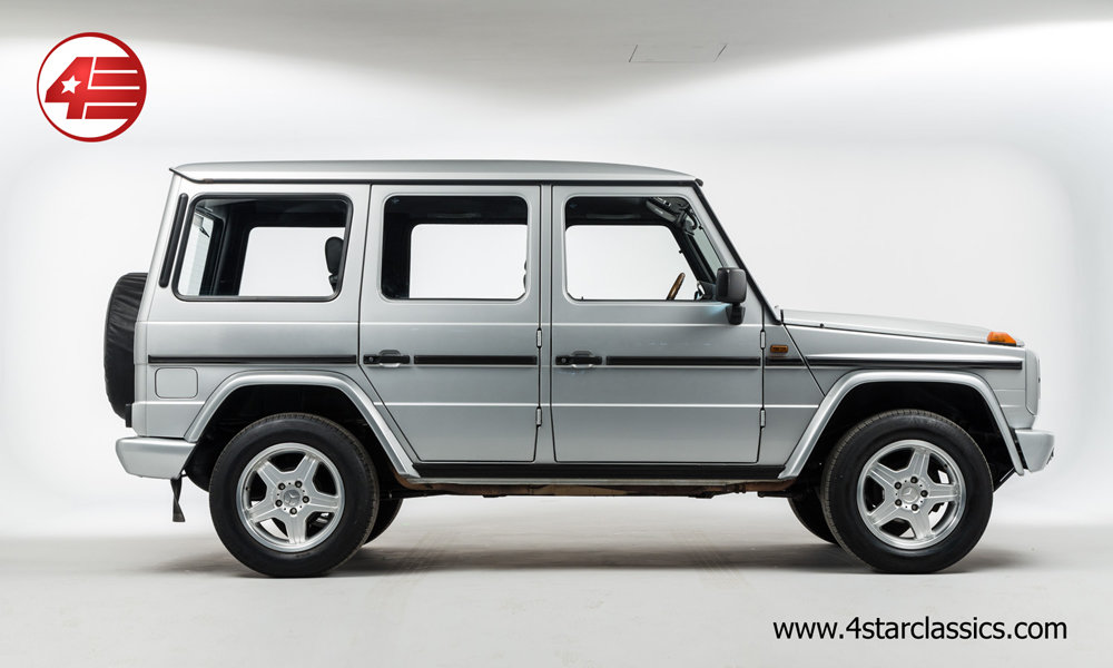 1993 Mercedes G300 G-Wagen /// Rust-Free /// 92k Miles For Sale (picture 2 of 6)