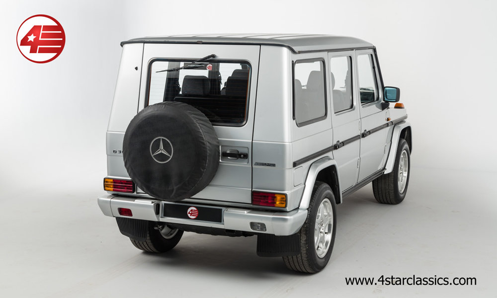 1993 Mercedes G300 G-Wagen /// Rust-Free /// 92k Miles For Sale (picture 3 of 6)