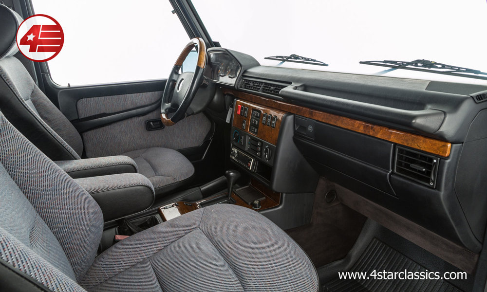 1993 Mercedes G300 G-Wagen /// Rust-Free /// 92k Miles For Sale (picture 4 of 6)