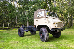 1967 Mercedes-Benz Unimog 404 For Sale