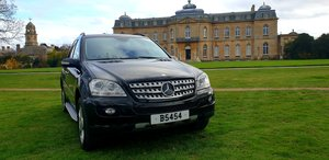 LHD 2008 MERCEDES ML280 CDI AMG SPORT, LEFT HAND DRIVE For Sale