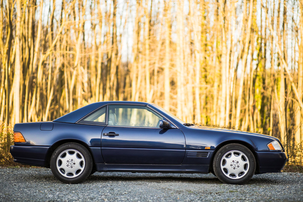 1995 V8 500SL SL500, only 2 f/owners, UK car For Sale (picture 4 of 6)