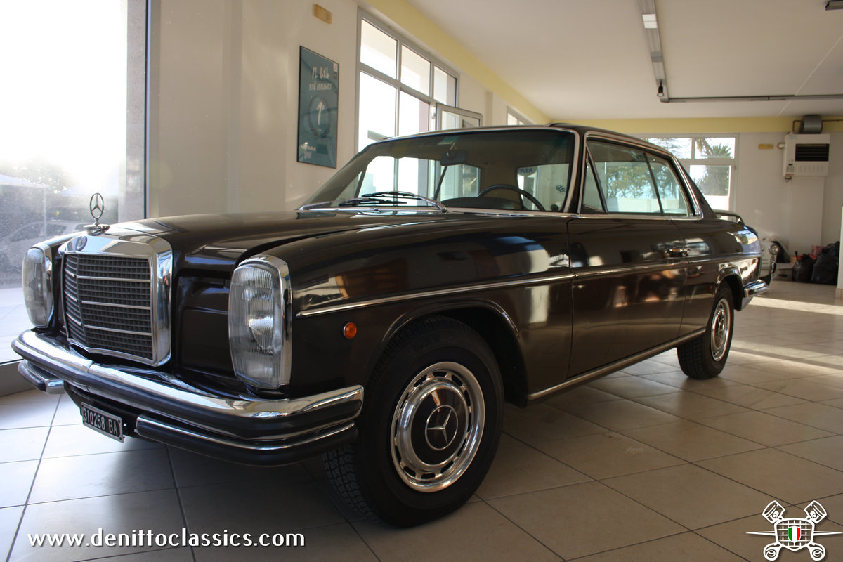 1971 Mercedes Benz - 250 C - Brown For Sale (picture 1 of 10)