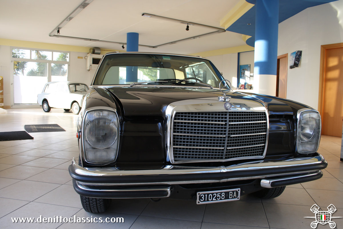 1971 Mercedes Benz - 250 C - Brown For Sale (picture 2 of 10)