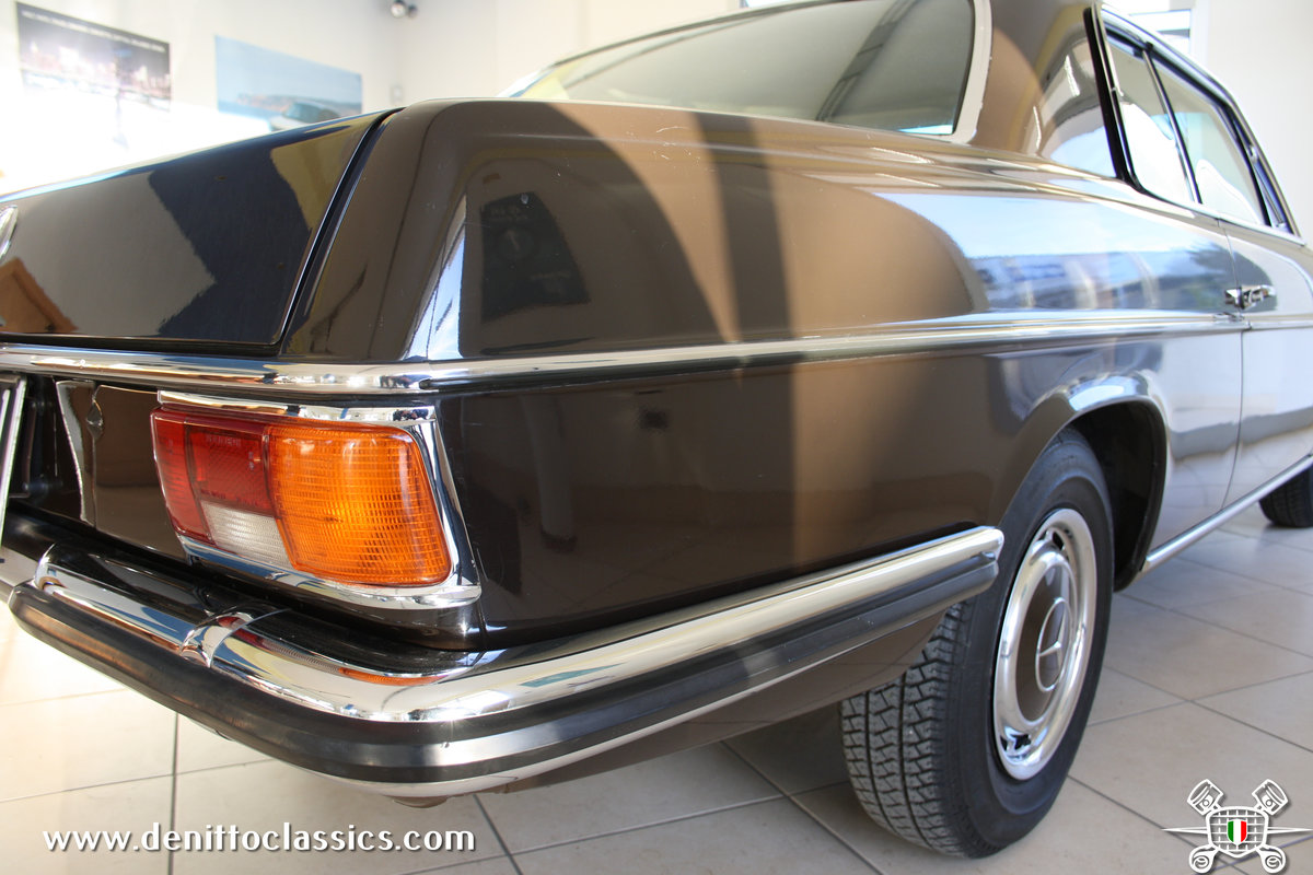 1971 Mercedes Benz - 250 C - Brown For Sale (picture 4 of 10)