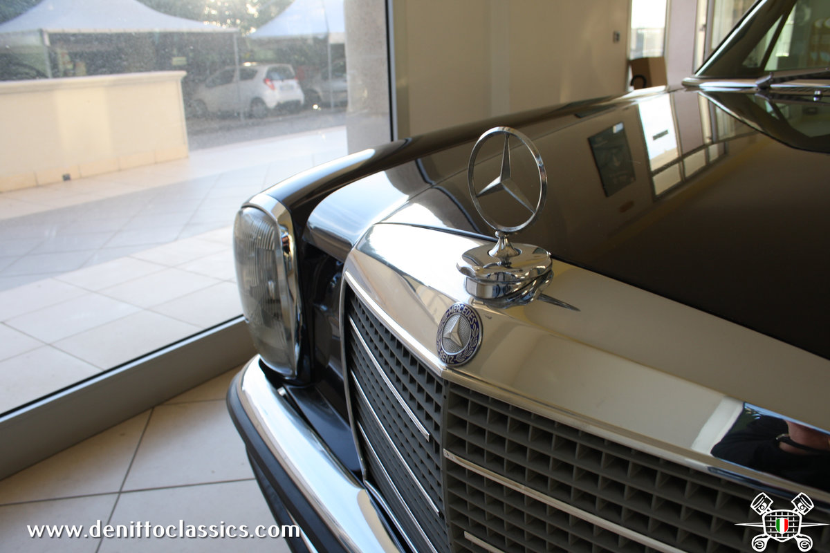 1971 Mercedes Benz - 250 C - Brown For Sale (picture 6 of 10)