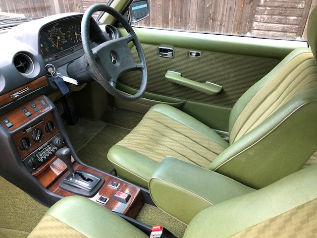 1980 Mercedes 280 CE ( 123-series ) For Sale (picture 4 of 6)