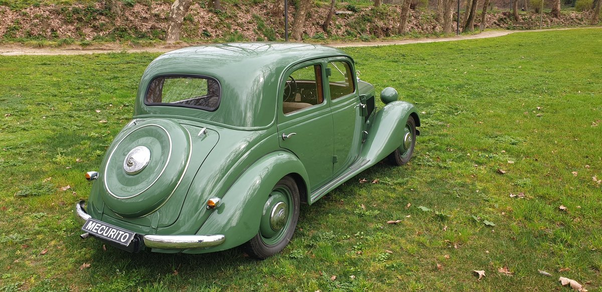 Mercedes 170D - 1952 For Sale (picture 2 of 6)