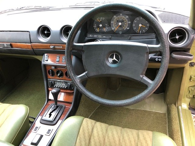 1980 Mercedes 280 CE ( 123-series ) For Sale (picture 5 of 6)