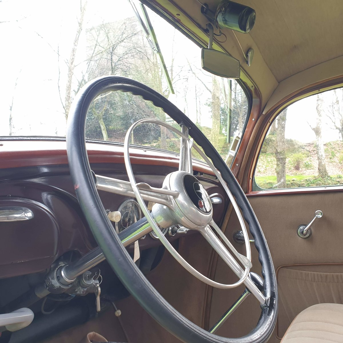 Mercedes 170D - 1952 For Sale (picture 3 of 6)