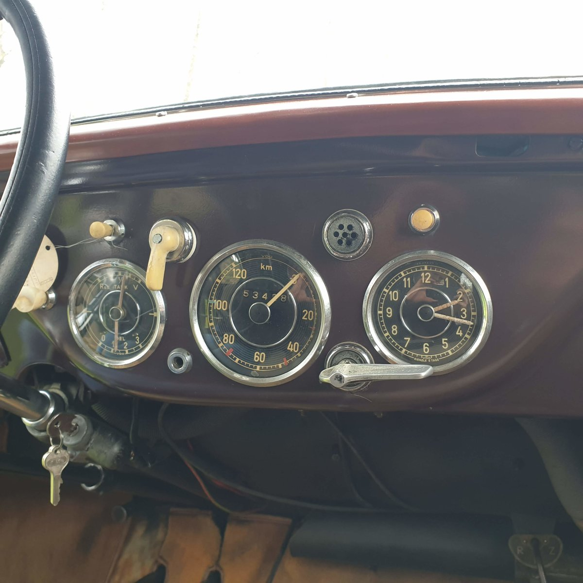 Mercedes 170D - 1952 For Sale (picture 4 of 6)