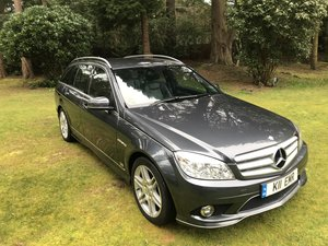 Picture of 2009 MERCEDES C220 SPORT CD AMG LINE AUTO ESTATE SOLD