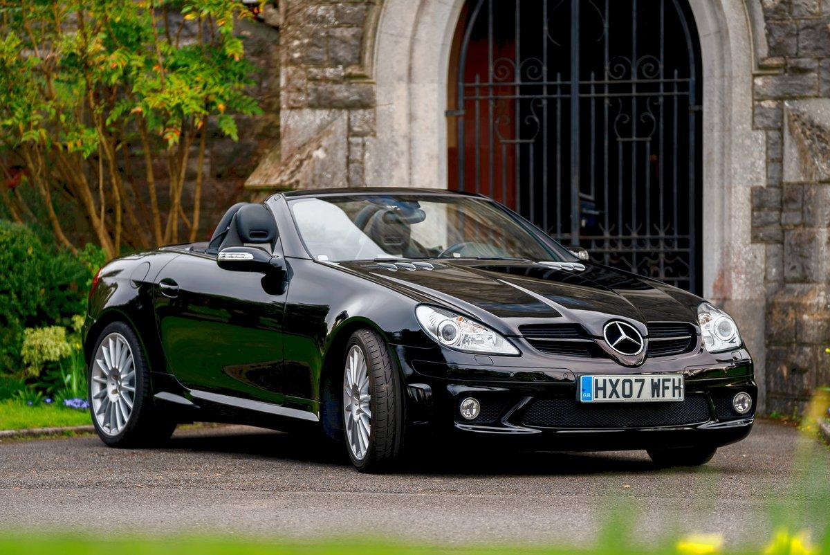 2007 Mercedes SLK AMG Kleemann For Sale (picture 1 of 6)