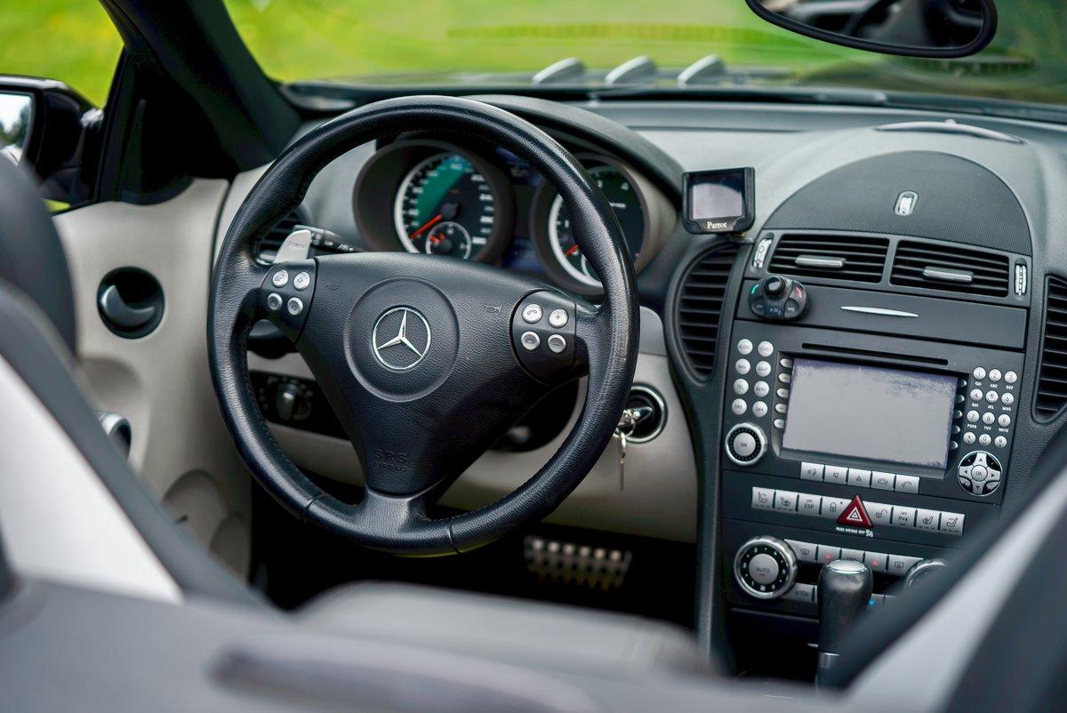 2007 Mercedes SLK AMG Kleemann For Sale (picture 3 of 6)