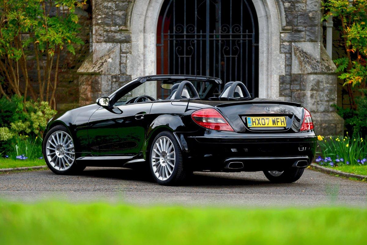 2007 Mercedes SLK AMG Kleemann For Sale (picture 6 of 6)