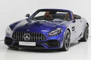 Picture of 2019 MERCEDES AMG GT C ROADSTER WITH HUGE CARBON SPEC  For Sale