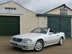 Picture of 1993 Mercedes 500SL R129, full history, SOLD SOLD