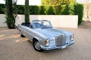 Mercedes 220SE Cabriolet 1963 For Sale