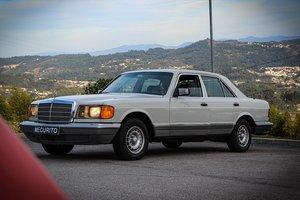 Mercedes W116 300SD TD - 1982