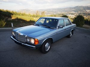 Picture of Mercedes W123 200E - 1982 For Sale