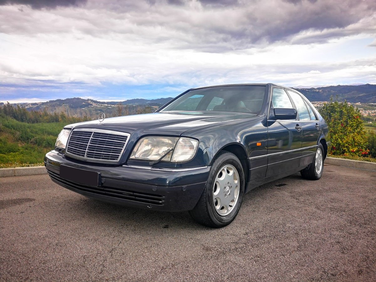 Mercedes W140 S320 - 1996 For Sale (picture 1 of 6)