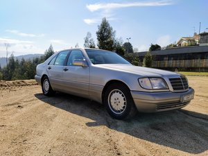 Picture of Mercedes W140 S320 - 1994 For Sale