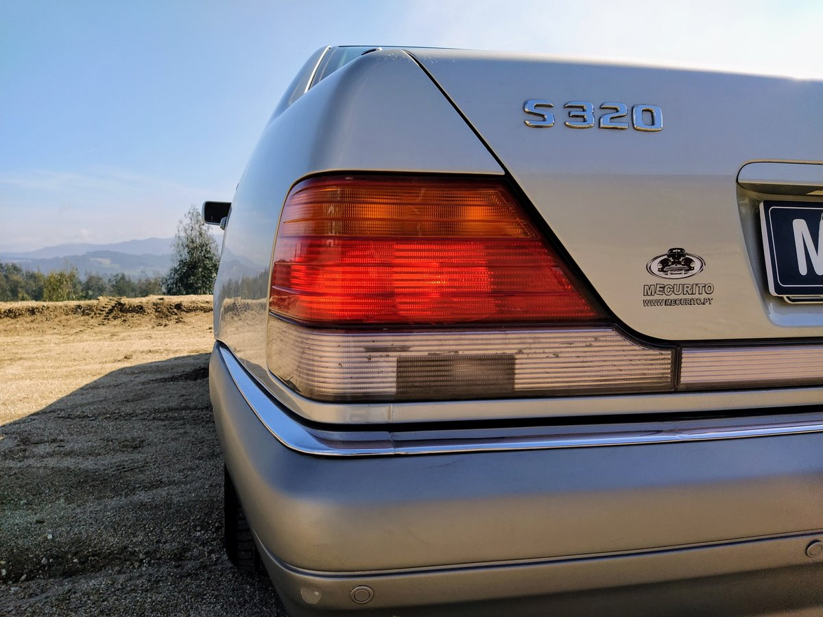 Mercedes W140 S320 - 1994 For Sale (picture 6 of 6)