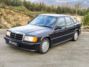Mercedes W201 190 2.5 16V - 1989