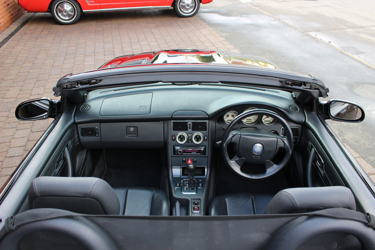 1998 Mercedes 230 SLK Hardtop Convertible | FSH 37,000 Miles For Sale (picture 5 of 10)