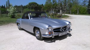 1958 Mercedes 190 SL