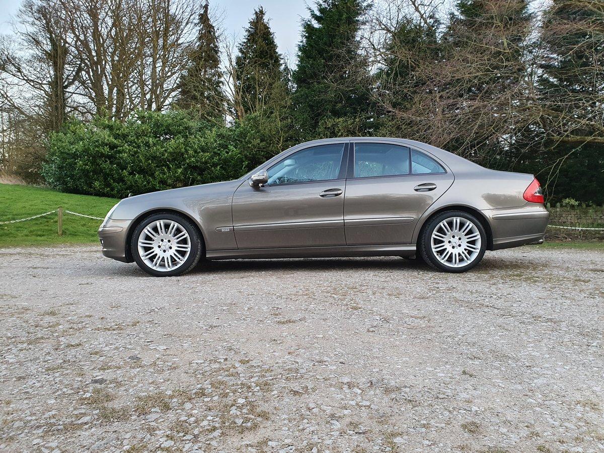 2007 Mercedes E320CDI Brabus D6 For Sale (picture 4 of 6)