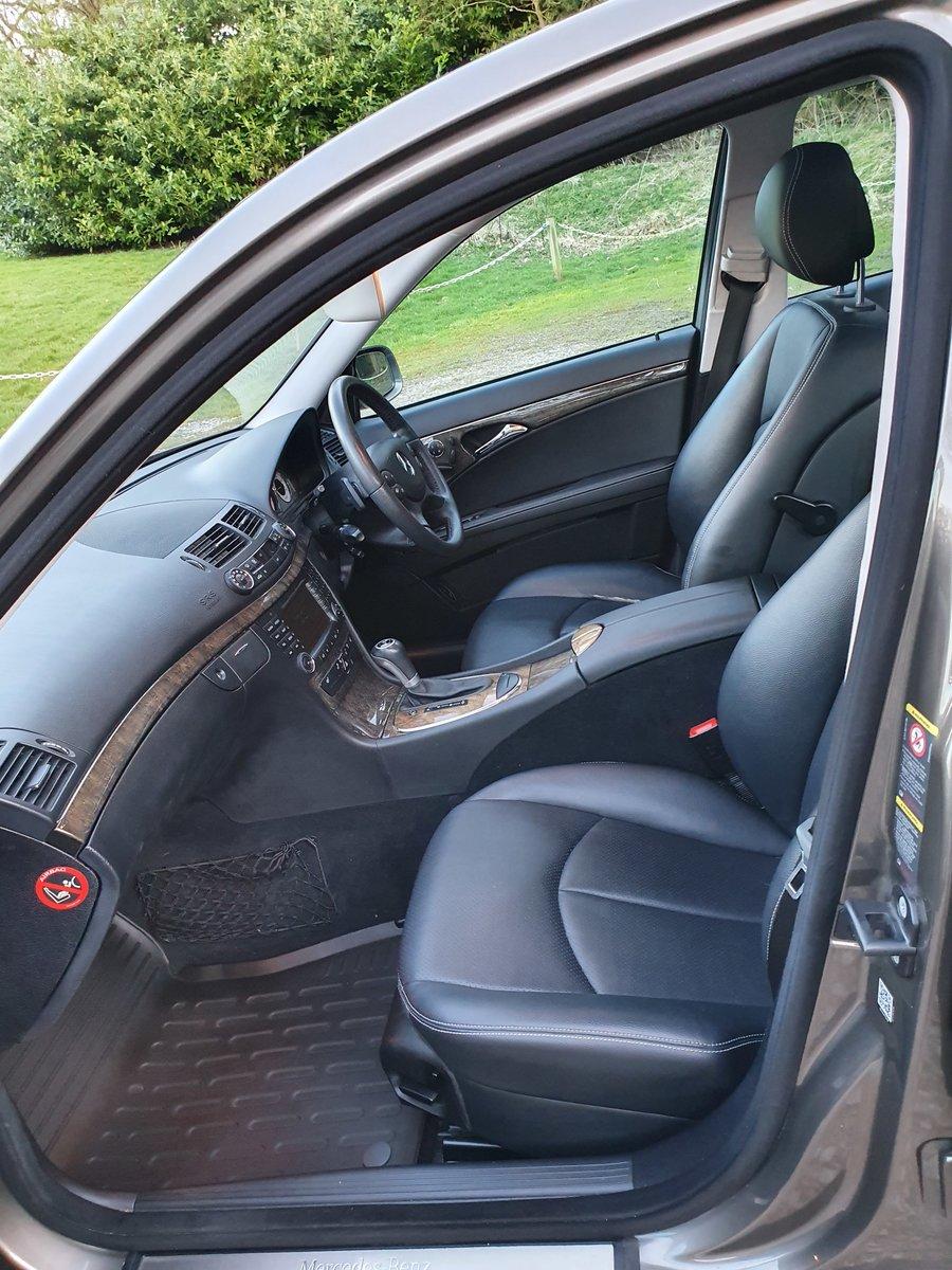 2007 Mercedes E320CDI Brabus D6 For Sale (picture 5 of 6)