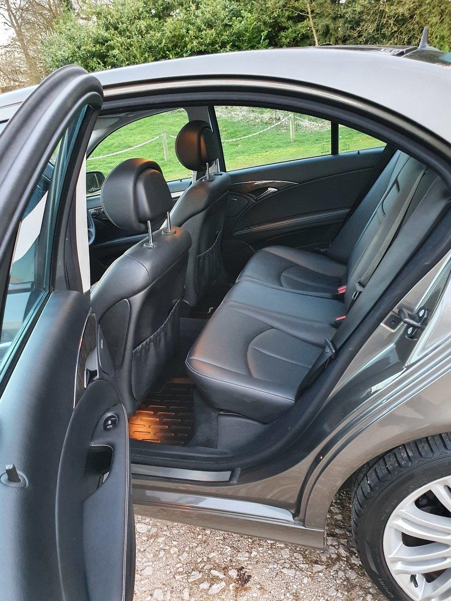 2007 Mercedes E320CDI Brabus D6 For Sale (picture 6 of 6)