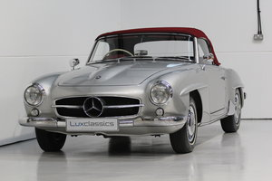 1958 Mercedes-Benz 190SL 190 SL Right Hand Drive Restored