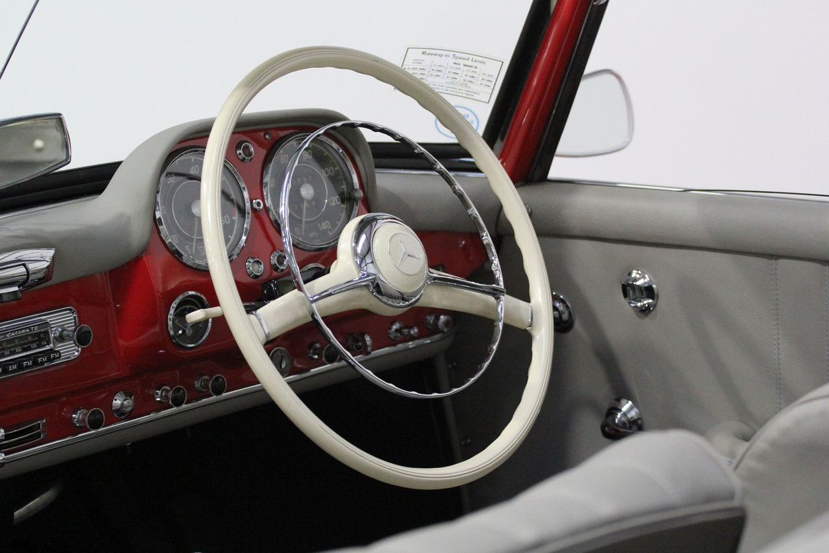 1960 MERCEDES BENZ 190SL 190 SL RHD CONCOURS WINNER For Sale (picture 5 of 6)