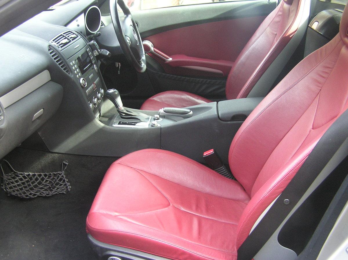 2005 Mercedes-Benz SLK 1.8 SLK200 Kompressor For Sale (picture 5 of 6)