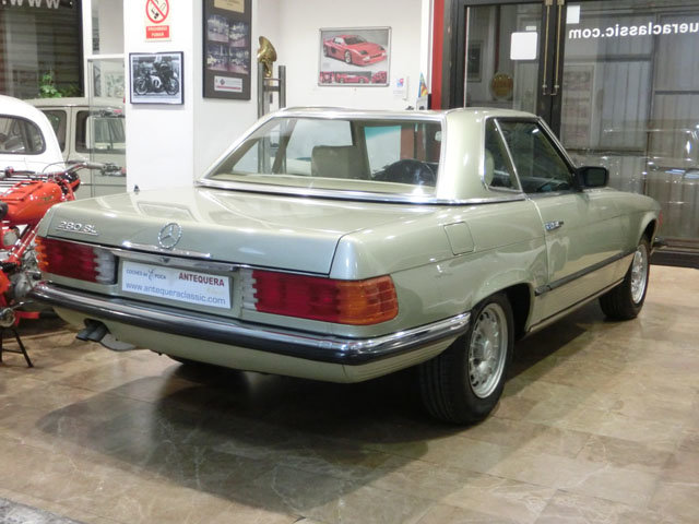 MERCEDES BENZ 280 SL ROADSTER R107 - 1982 For Sale (picture 2 of 6)