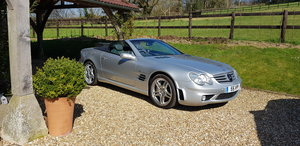 2004 Mercedes SL55 AMG F1 Performance Pack For Sale